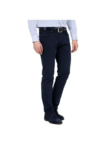 Five Pocket Jean Pantolon Lacivert